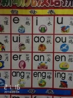 【幼儿园小班英语单词】女儿把字母和拼音混乱