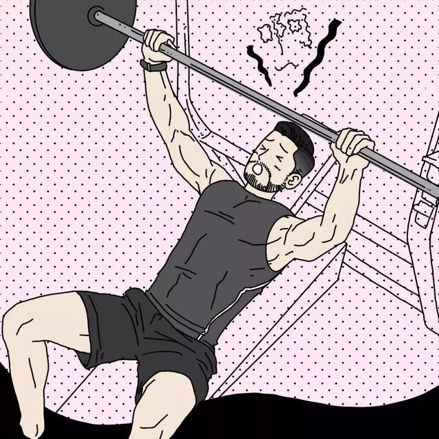 """""""健身房里是真的很乱吗?""""""""是的!"""""""