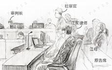 江歌案庭审:江哥多次按门铃,刘鑫不开门