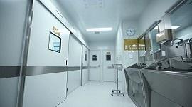手术准备区