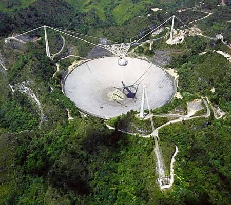 """这只被誉为中国""""天眼""""的超级望远镜单口径500米,接收面积相当于近30个"""