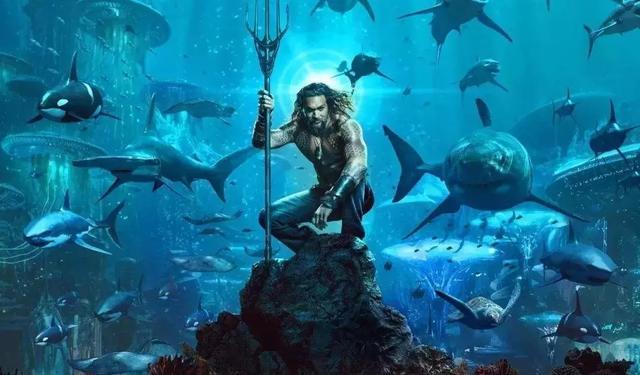 《海王》里撑起半边天的海洋生物,现实中也相当厉害