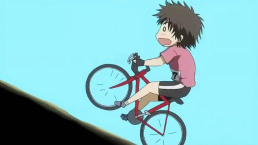求一个卡通的骑自行车的动态情侣头像,和这个大致相同