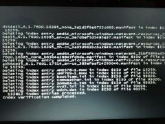系统崩溃严重,电脑自带的一键还原也不