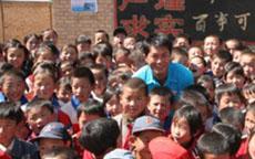 烂片王古天乐8年却捐了97所贫困地区小学 远超拍片数
