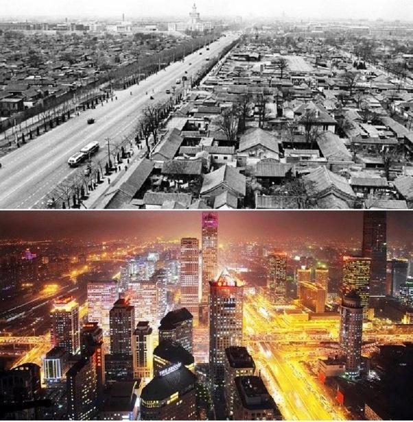 为什么中国比印度更进步?