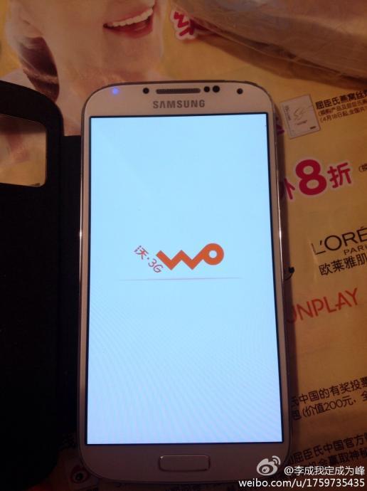三星手机s4出现故障,原配电池充满了却无法开机,装上?