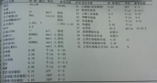 原因 尿 潜血 2