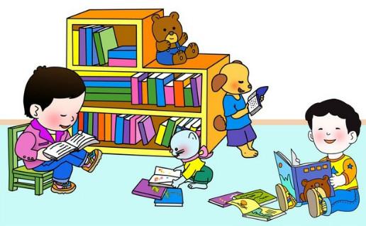 卡通书架怎么画,画手抄报的,急求