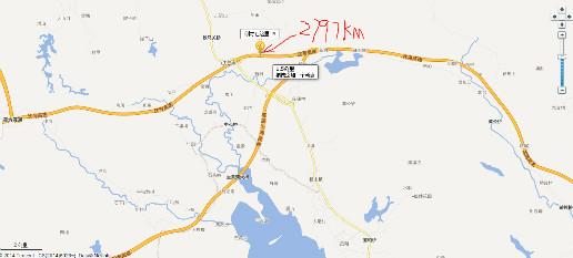 沈海高速2797公里在什么位置