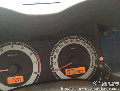 汽车油表logo