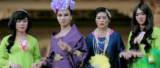 越南版《武媚娘》Cosplay走红 画面太美不敢看