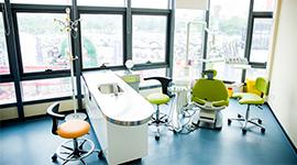 诊室内环境
