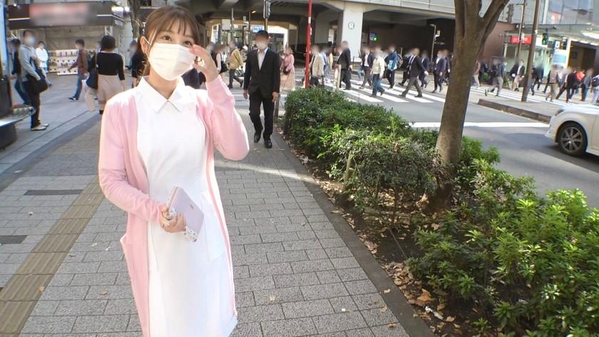 番号库:【200GANA-2387】苗条的25岁护士