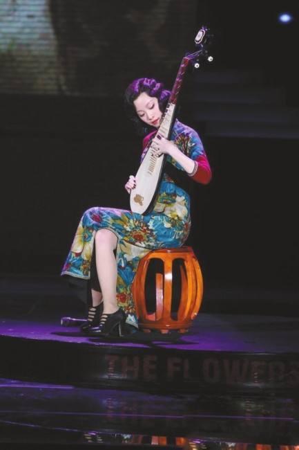 一首中国民乐《琵琶语》,听醉了一票歪果仁