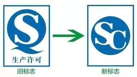 """食品""""QS""""标志将改用""""SC"""",有何区别?"""