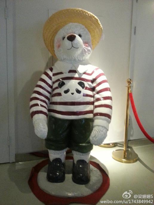 郭童鞋问泰迪熊是什么 是小动物吗?