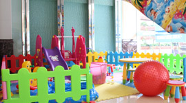 医院儿童区