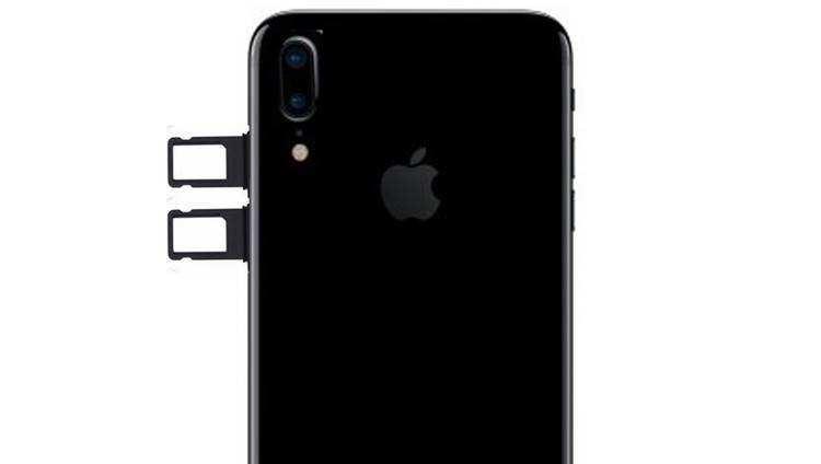 因为中国,苹果将首次推出双卡iphone