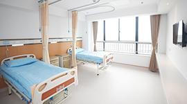 病房舒适整洁