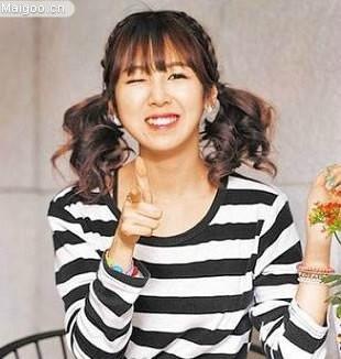颂 是韩国歌手Hari荷莉唱的图片