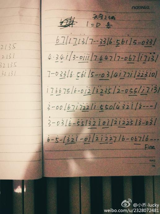 """家李闰珉的作品""""雨的印记""""眼泪""""白日梦""""这些曲子虫虫钢琴网里都能找到"""