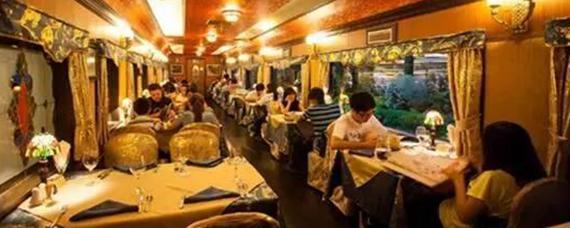 火车的餐厅一般在第几厢