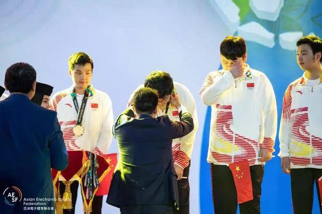 又输不起?——韩国删除亚运会中国队获胜视频
