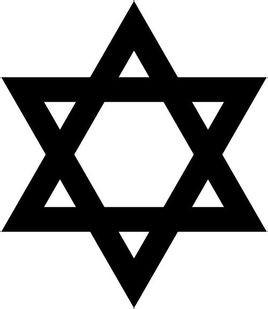 六角星图案叫什么名,在国外的通用名是什么