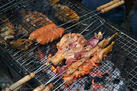 木炭是烧木头剩下的,为什么还可以烧烤?