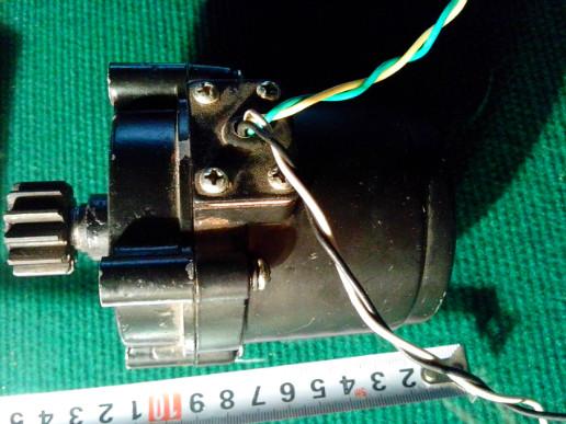 用2相4线步进电机用遥控控制器(3根出线)怎么接线