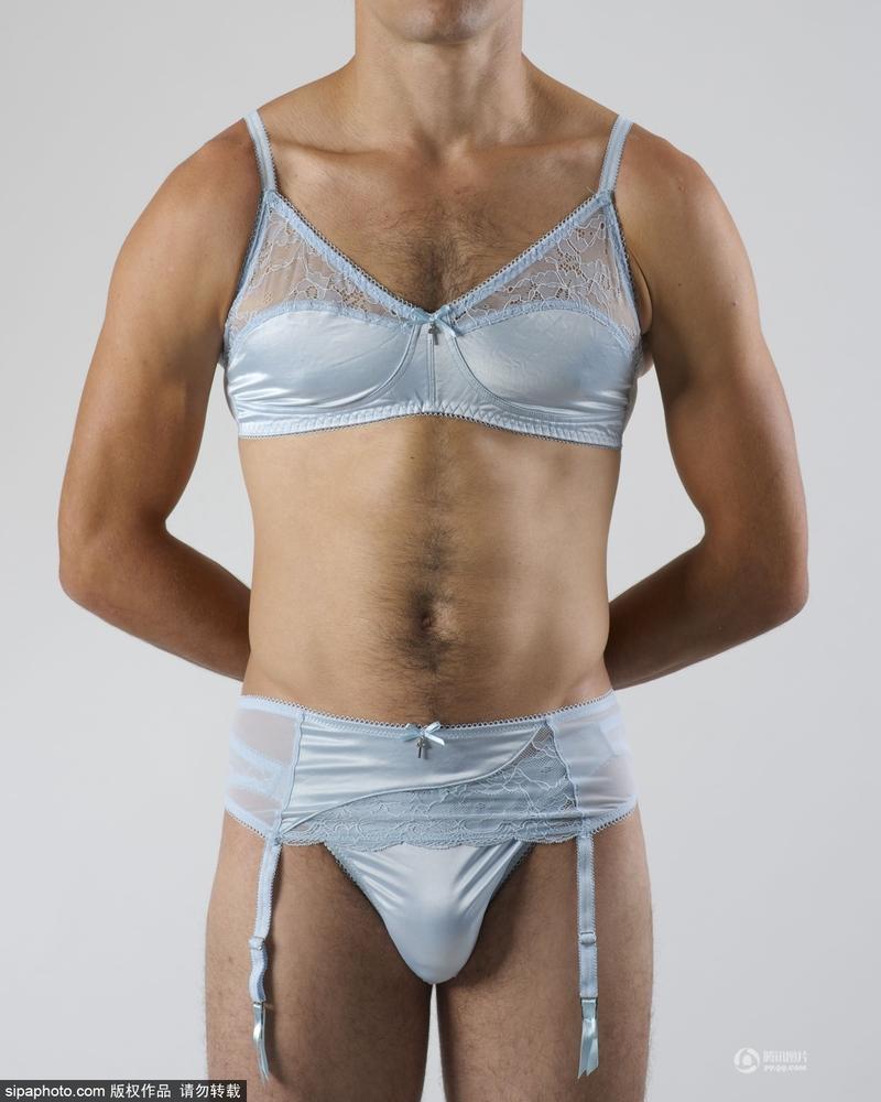 男士文胸将引领男人着装潮流?男式胸罩你敢穿吗?