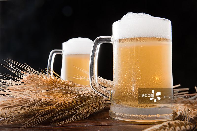 啤酒颜色多