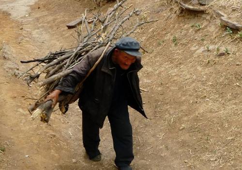 中国在2017年让近1300万人脱贫