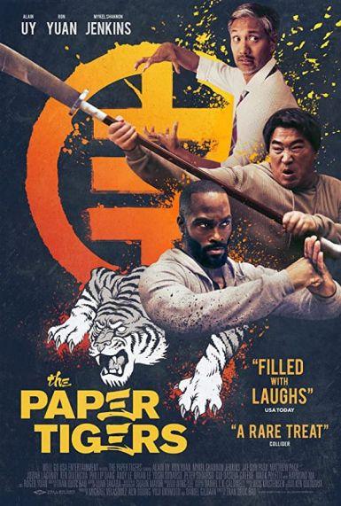 三只老虎 2021美国喜剧动作 HD1080P.中文字幕