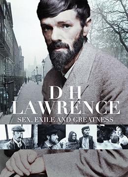 D·H·劳伦斯:性、放逐与伟大