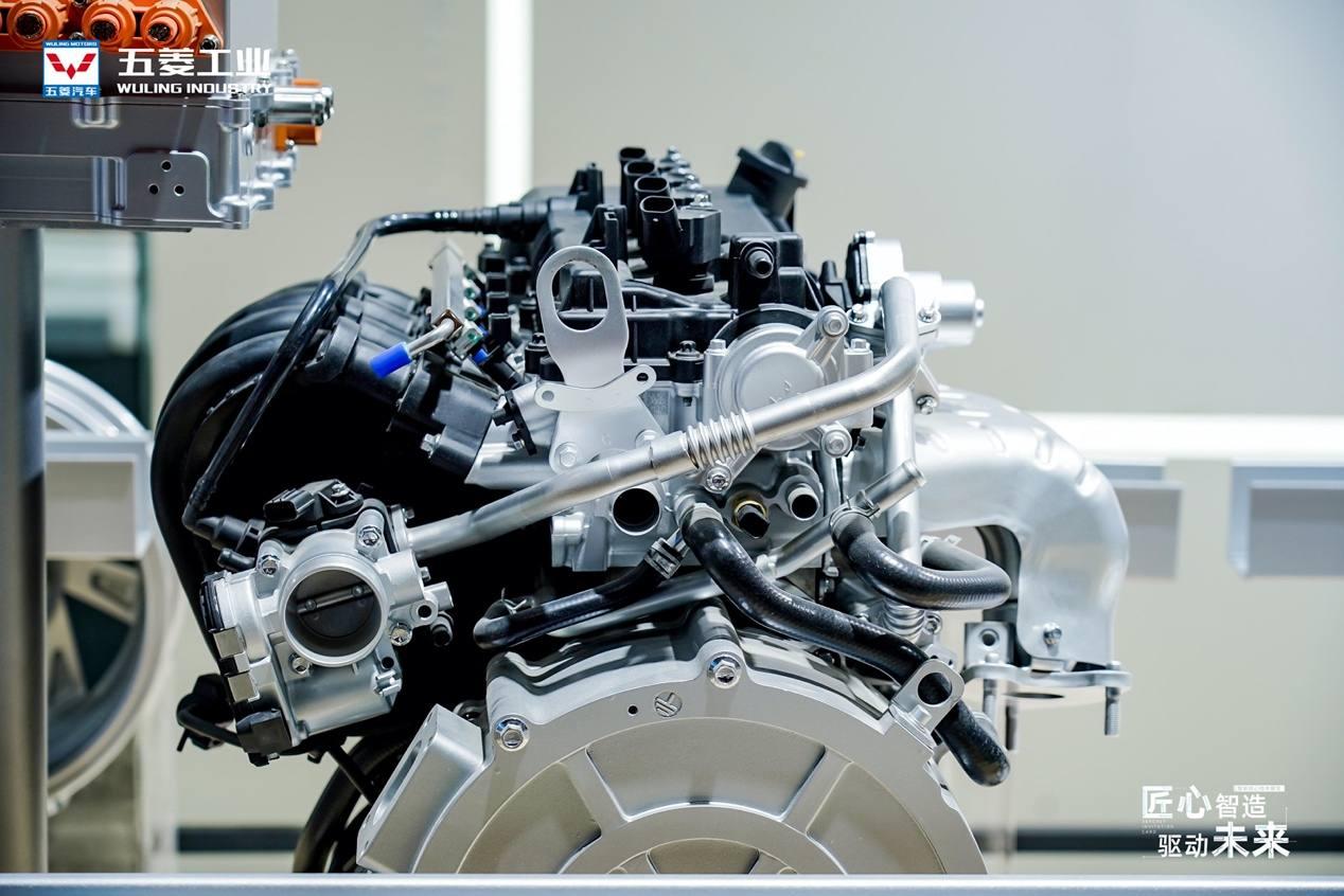"""五菱工业""""菱擎""""真正适合老百姓的混动系统-第6张图片-汽车笔记网"""