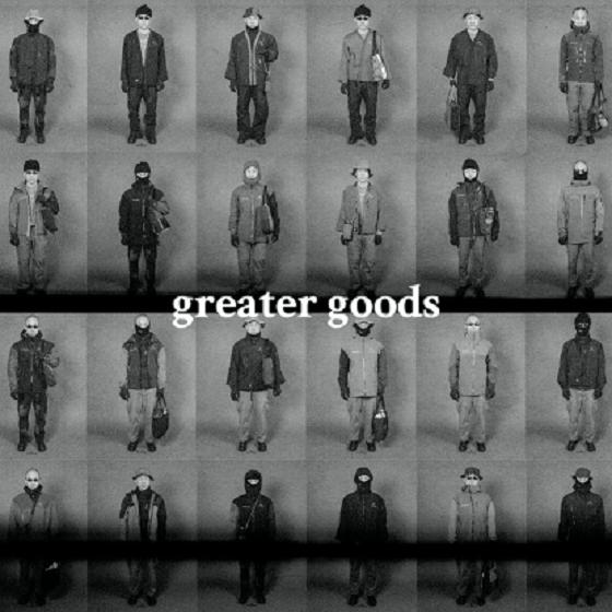 始祖鸟 x Greater Goods