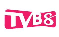 TVB8台标