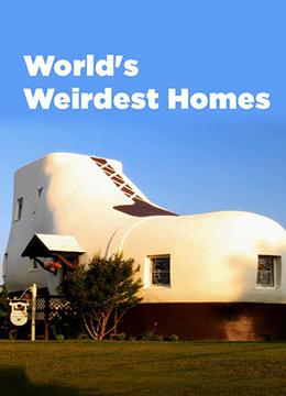 世界上最怪的家