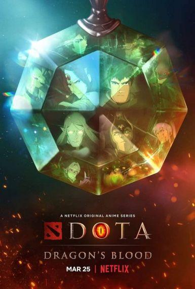 DOTA:龙之血 2021高分动画奇幻 HD1080P.高清下载