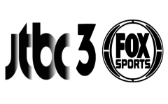 JTBC3 Fox Sports台标