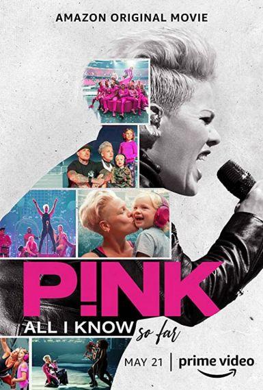 2021高分纪录片音乐《P!NK:我所知道的一切》HD1080P.英语中字