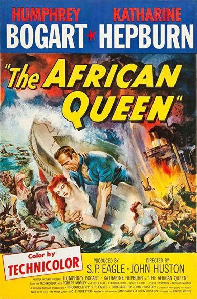 非洲女王号 1951经典高分剧情 BD1080P高清迅雷下载