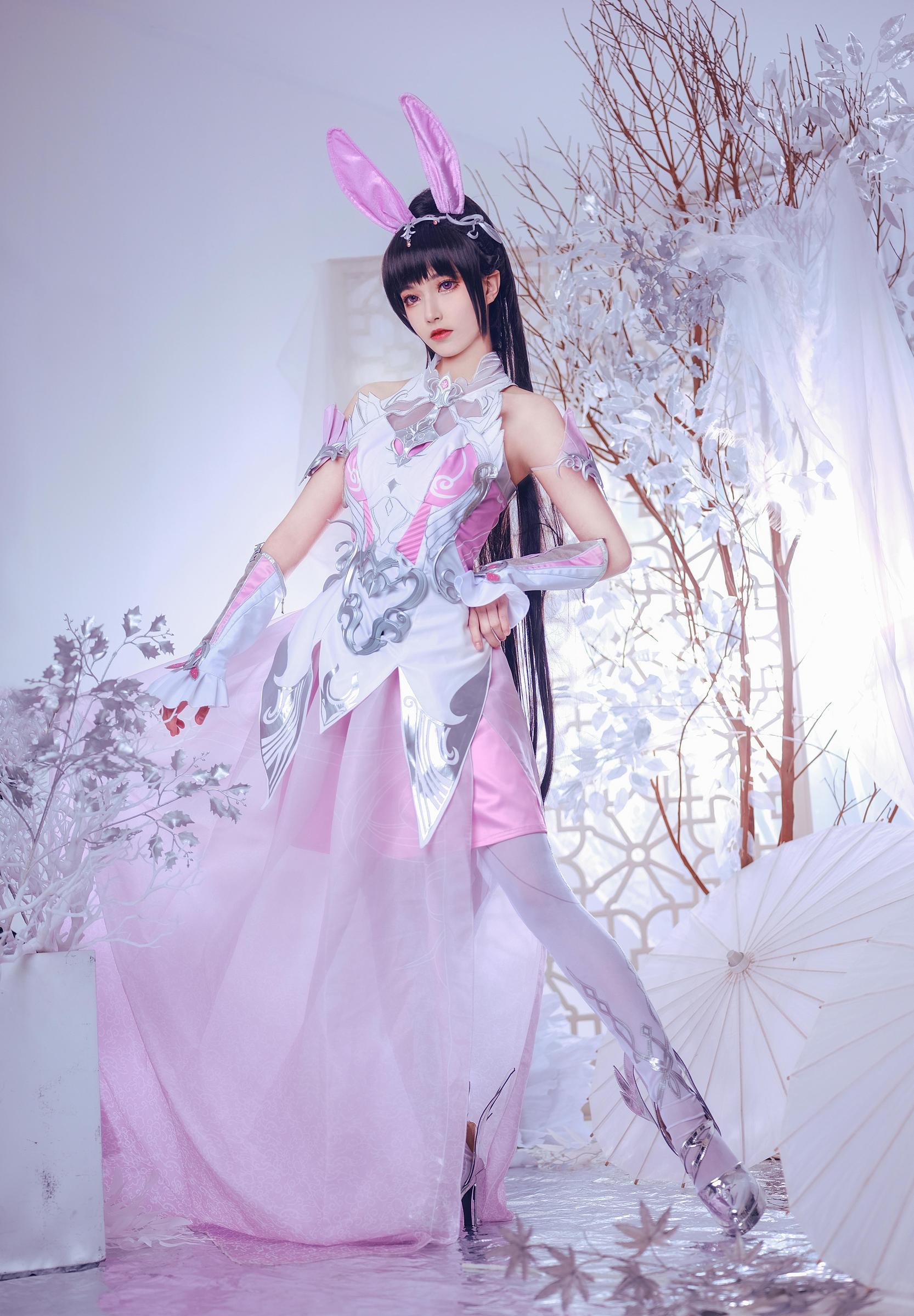 @君珺un《斗罗大陆》小舞cosplay
