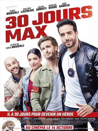 最多三十天 2020法国喜剧动作 BD1080P.高清下载