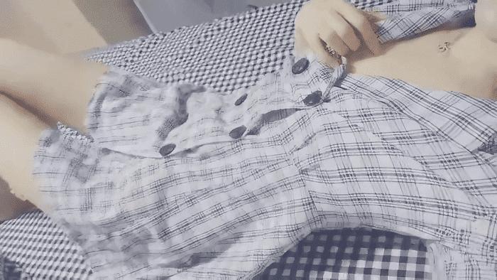 恶犬 - 格子衬衫 [2V/333M]